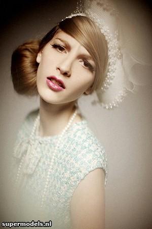 Greek supermodel Roseanna Georgiou